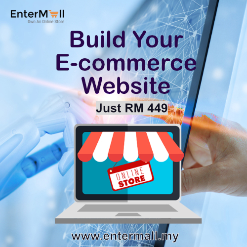 Build E-commerce Website